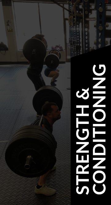 Strength and Conditioning Classes near Greensboro and Kernersville NC