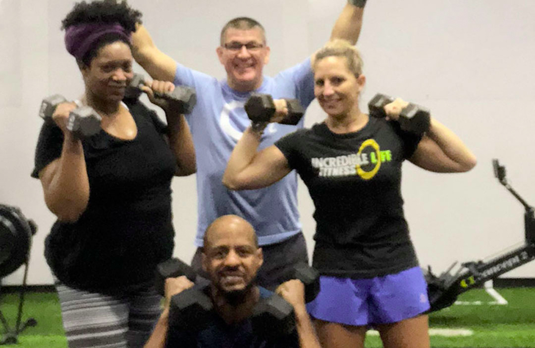 Total Body Fitness Classes in Greensboro NC, Total Body Fitness Classes in Kernersville NC, Total Body Fitness Classes near Winston-Salem NC